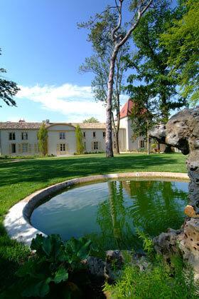 Le Parc du Château des Broyers