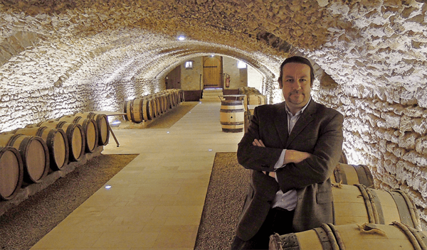 Pierre Coquard, philosophie des Vins des Broyers
