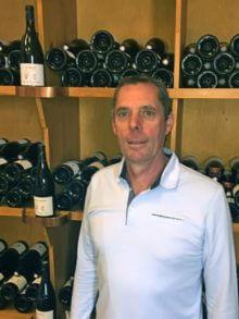Jean-Michel Bataillard, maître de chai des Vins des Broyers